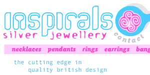 inspirals silver jewellery
